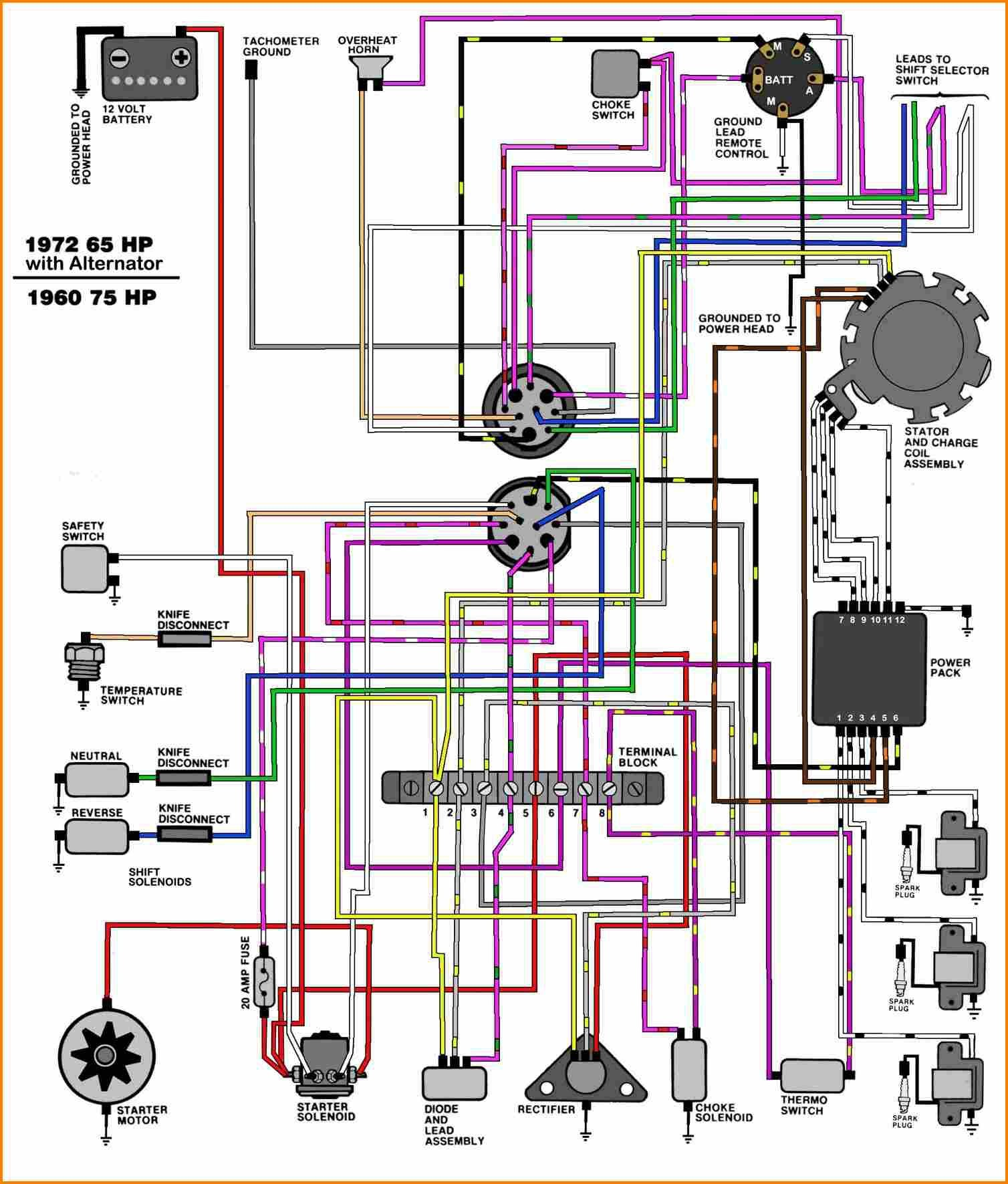 evinrude 115 ficht wiring diagram stereo for 1994 toyota 4runner free picture schematic u2022