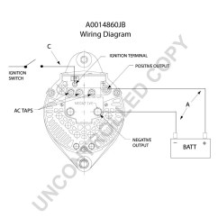 Prestolite Aircraft Alternator Wiring Diagram How To Draw Plc Leece Neville Auto Electrical Related With