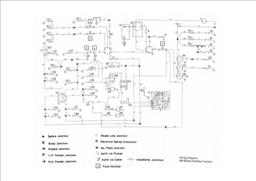 small resolution of massey ferguson schematics wiring diagram database ferguson tractor wiring diagram mf 135 gas wiring diagram