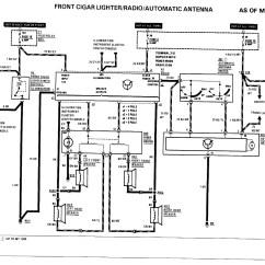Electric Antenna Wiring Diagram Lenses For Ray Physics Mercede W124 Medium Resolution Of Mercedes Radio Download Diagrams U2022 300ce Vacuum