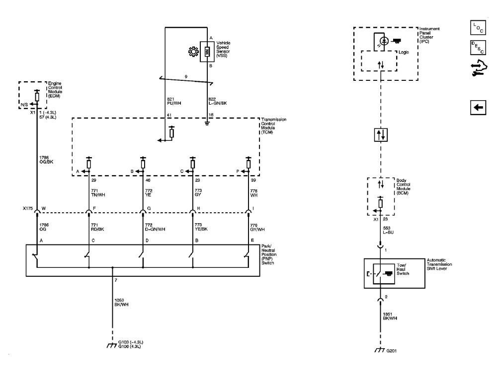 medium resolution of bm neutral safety switch wiring diagram wiring diagrams rh 41 shareplm de ford neutral safety switch wiring 4l80e neutral safety switch wiring diagram