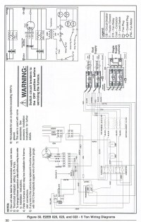 Electric Furnace Wiring Diagrams E2eb 015hb | Wiring Library