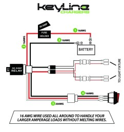 off road light wiring diagram with relay solutions [ 1000 x 1000 Pixel ]