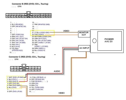 small resolution of pioneer deh x6600bt wiring diagram wiring diagram image rh mainetreasurechest com pioneer deh