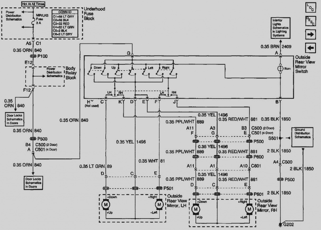 hight resolution of 1998 gmc jimmy wiring wiring diagram show 98 chevy headlight wiring diagram free download