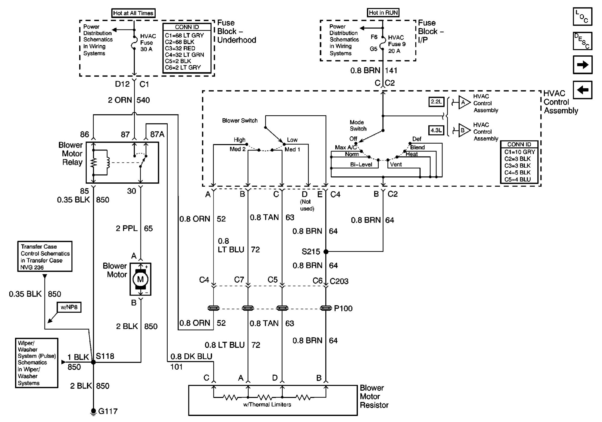 hight resolution of 1998 chevy s10 motor wiring hvac wiring diagram article review 2000 chevy s10 blower motor wiring
