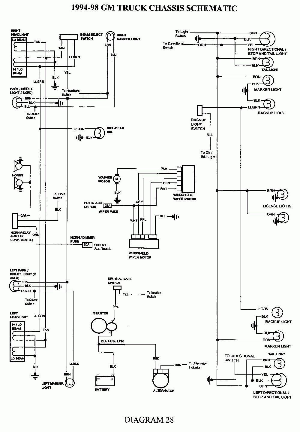 medium resolution of 1991 chevrolet suburban wiring diagram wiring library 2004 sierra wiring diagram 1991 chevrolet suburban headlight wiring