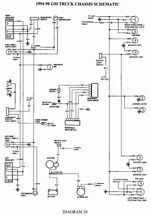small resolution of 1991 chevrolet suburban wiring diagram wiring library 2004 sierra wiring diagram 1991 chevrolet suburban headlight wiring
