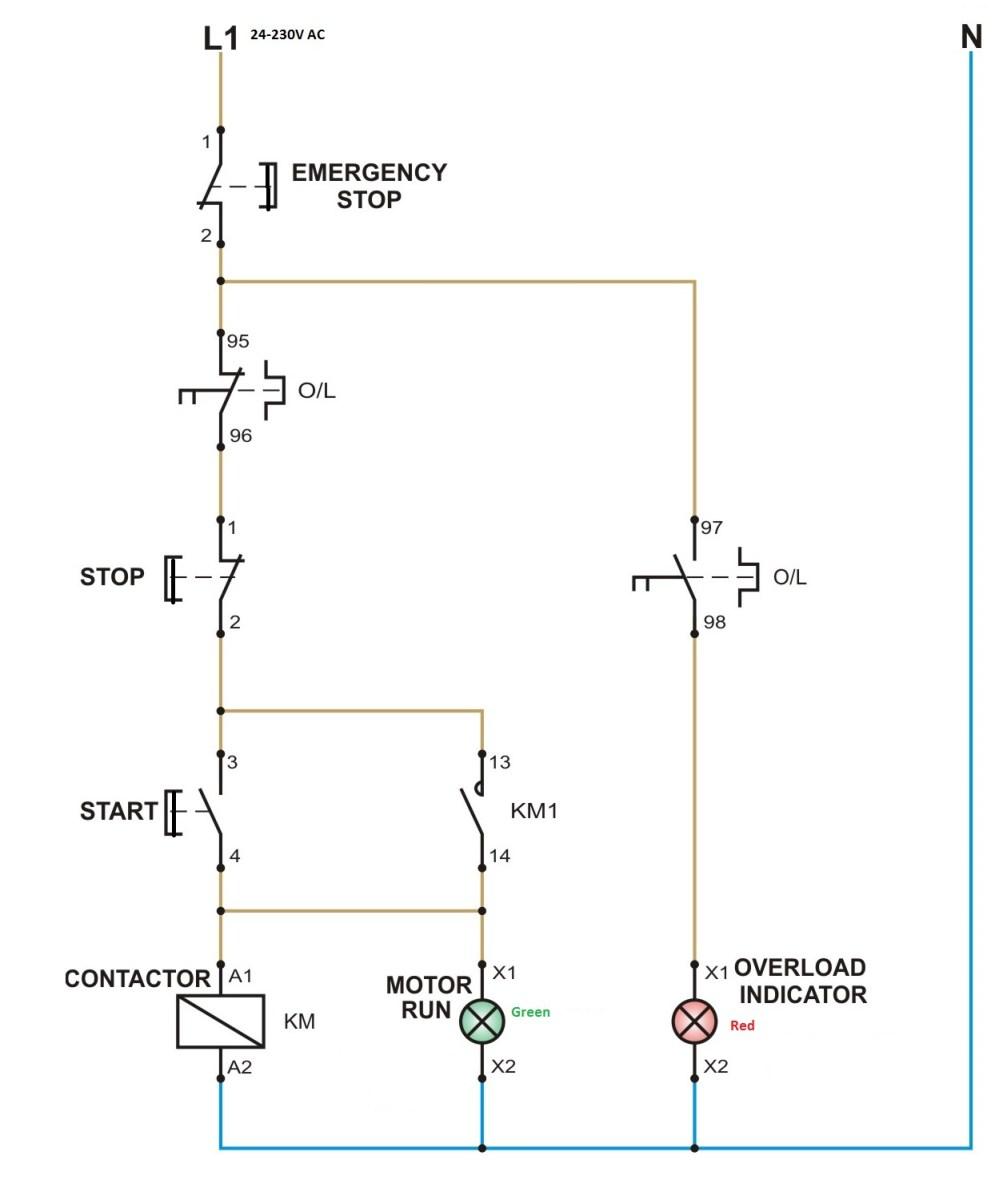 medium resolution of star delta motor control circuit pdf wye delta motor control diagram star delta starter control circuit diagram