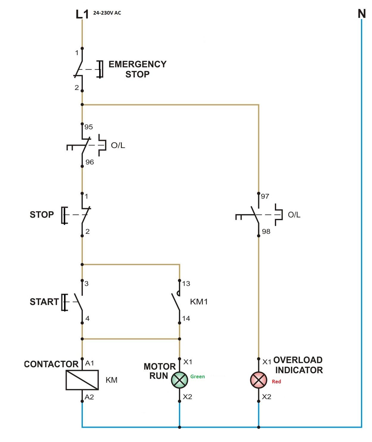 hight resolution of star delta motor control circuit pdf wye delta motor control diagram star delta starter control circuit diagram