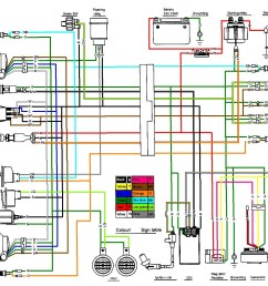 110cc atv wiring switch wiring diagram centre [ 1748 x 1267 Pixel ]