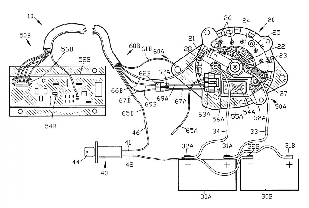 medium resolution of tractor wiring diagram alternator extraordinary minneapolis moline one wire alternator diagram schematics alternator wiring diagram