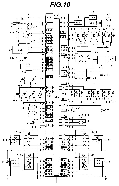 mitsubishi hc4900 wiring diagram