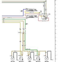basic turn signal ke wiring diagram example electrical wiring fuel gauge wiring diagram painless wiring diagram [ 1815 x 2481 Pixel ]