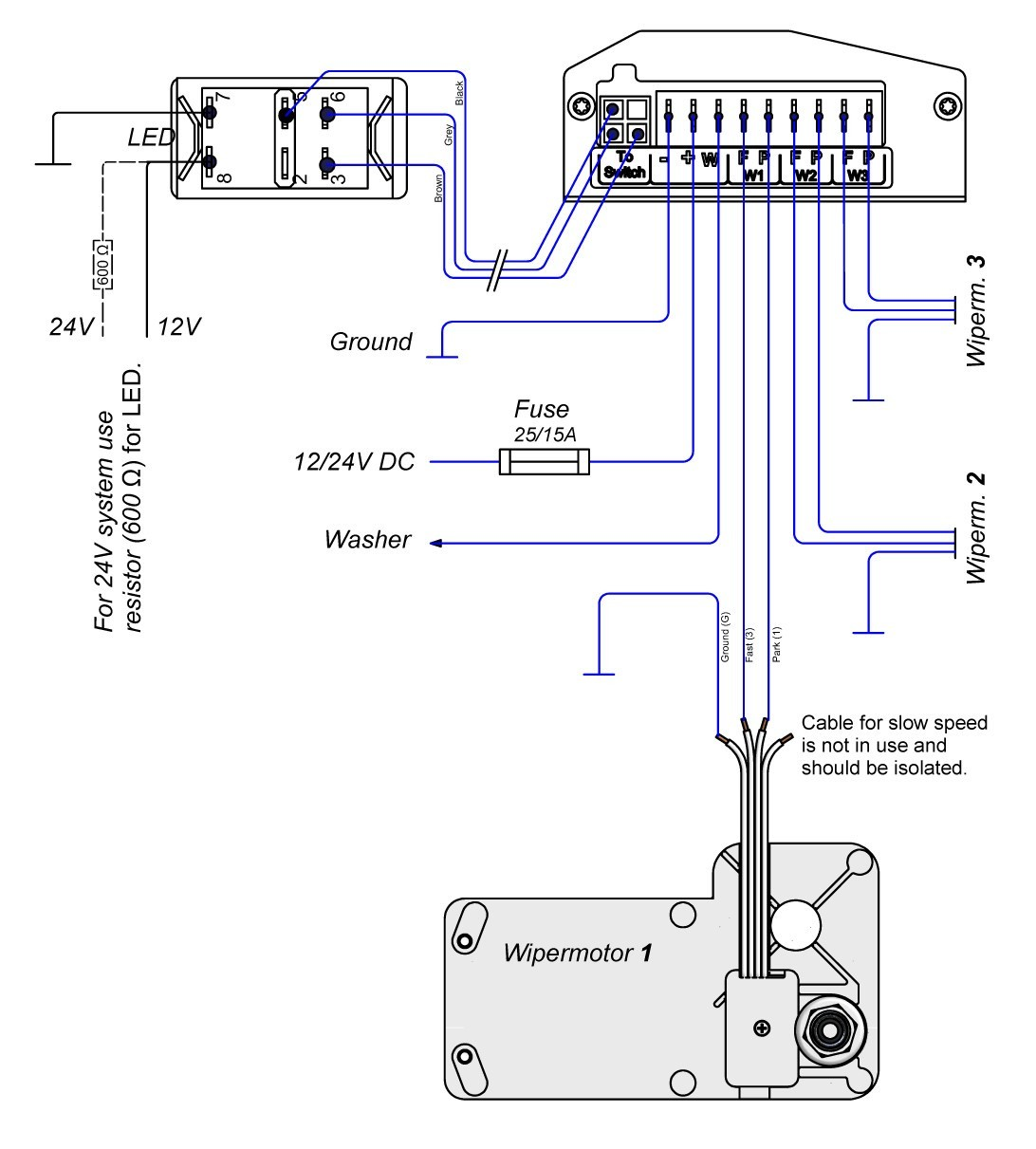 66 Chevelle Wiper Motor Wiring Diagram