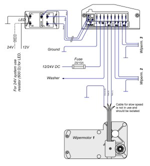 1997 Ford F150 Wiper Motor Wiring Diagram  Wiring Diagram