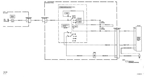 small resolution of ford mustang gt wiper motor wiring diagrams u2022 wiring 1982 ford wiper switch wiring ford f150