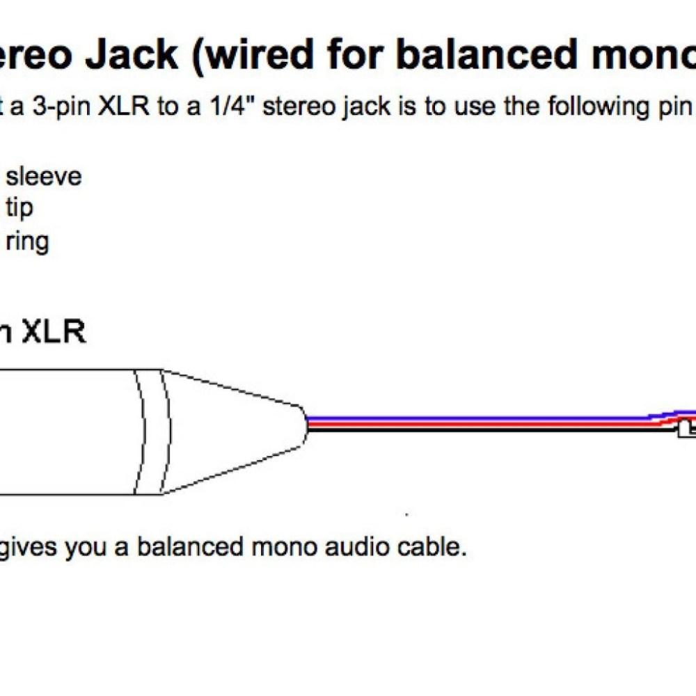 medium resolution of xlr to 1 4 wiring diagram wiring diagram info 2 1 xlr wiring diagram