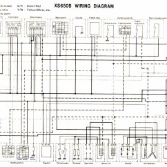 Yamaha 650 Wiring Diagram Glacial Till Dragstar
