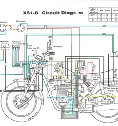 1981 xs650 rephased wiring diagram simple wiring post yamaha xs650 wiring harness wiring diagram 1981 yamaha [ 3507 x 2480 Pixel ]