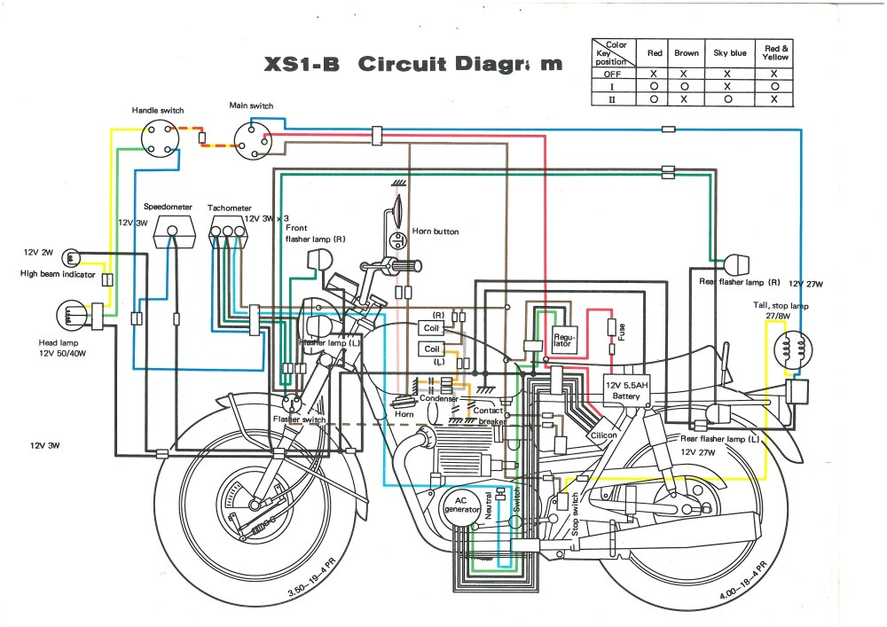 medium resolution of 1981 xs650 rephased wiring diagram simple wiring post yamaha xs650 wiring harness wiring diagram 1981 yamaha