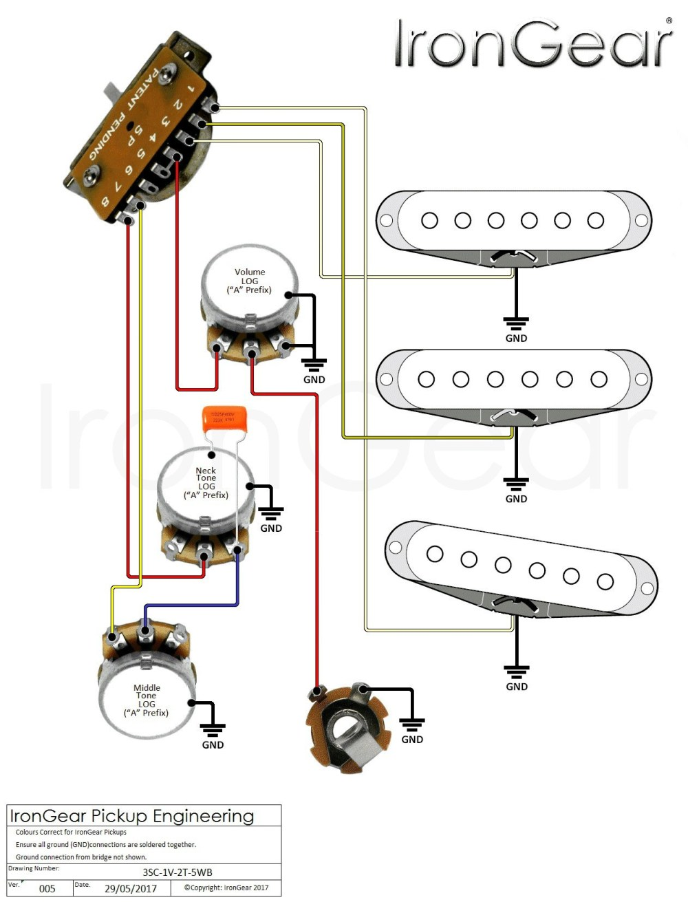 medium resolution of  electric pickup wiring diagrams danelectro dano pro danelectro wiring diagram on electric guitar input jack diagram