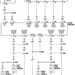 1998 Dodge Ram 2500 Speaker Wiring Diagram 2000 Jeep Wrangler 1997 Dakota Radio Harness
