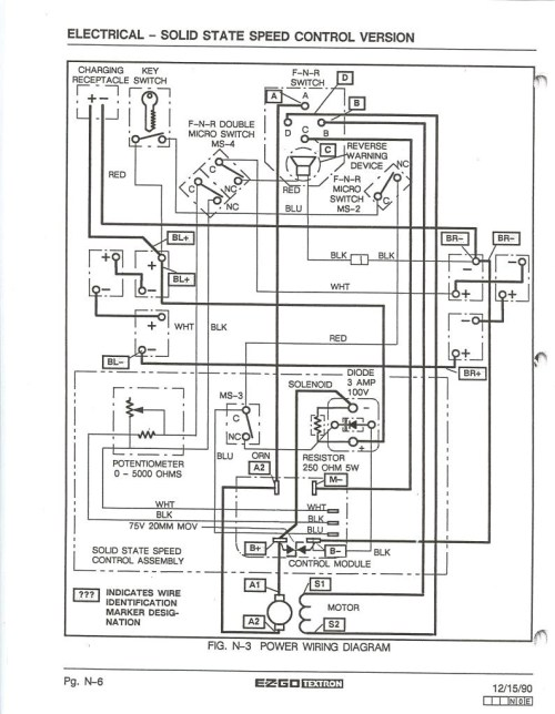 small resolution of 2003 ezgo wire diagram trusted wiring diagrams rh kroud co 36 volt ezgo wiring diagram ezgo