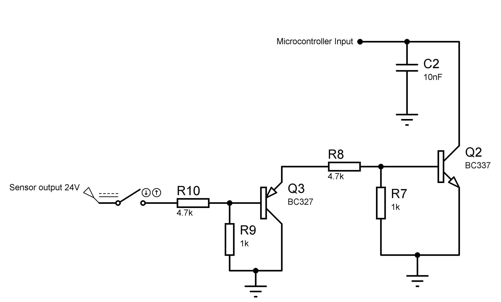3 Wire Proximity Sensor Wiring Diagram - proximity switch ...  Diagram Wire Proximitywiring on