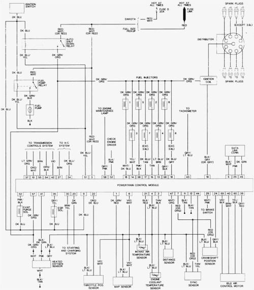 small resolution of 1996 dodge dakota wiring diagram releaseganji net rh releaseganji net 1996 dodge dakota radio wiring diagram