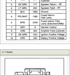 1997 chevy tahoe radio wiring harness diagram residential 97 chevy tahoe radio wiring diagram 1996 chevy [ 500 x 1663 Pixel ]