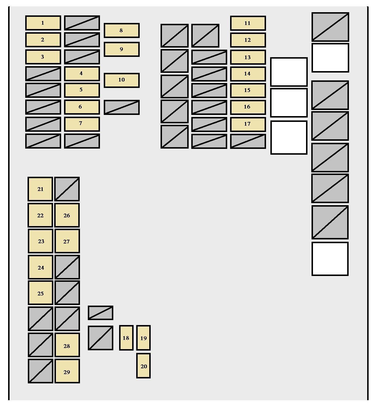 hight resolution of 08 scion xb fuse box wiring diagrams u2022 2012 scion tc fuse box 2008 scion xb fuse box