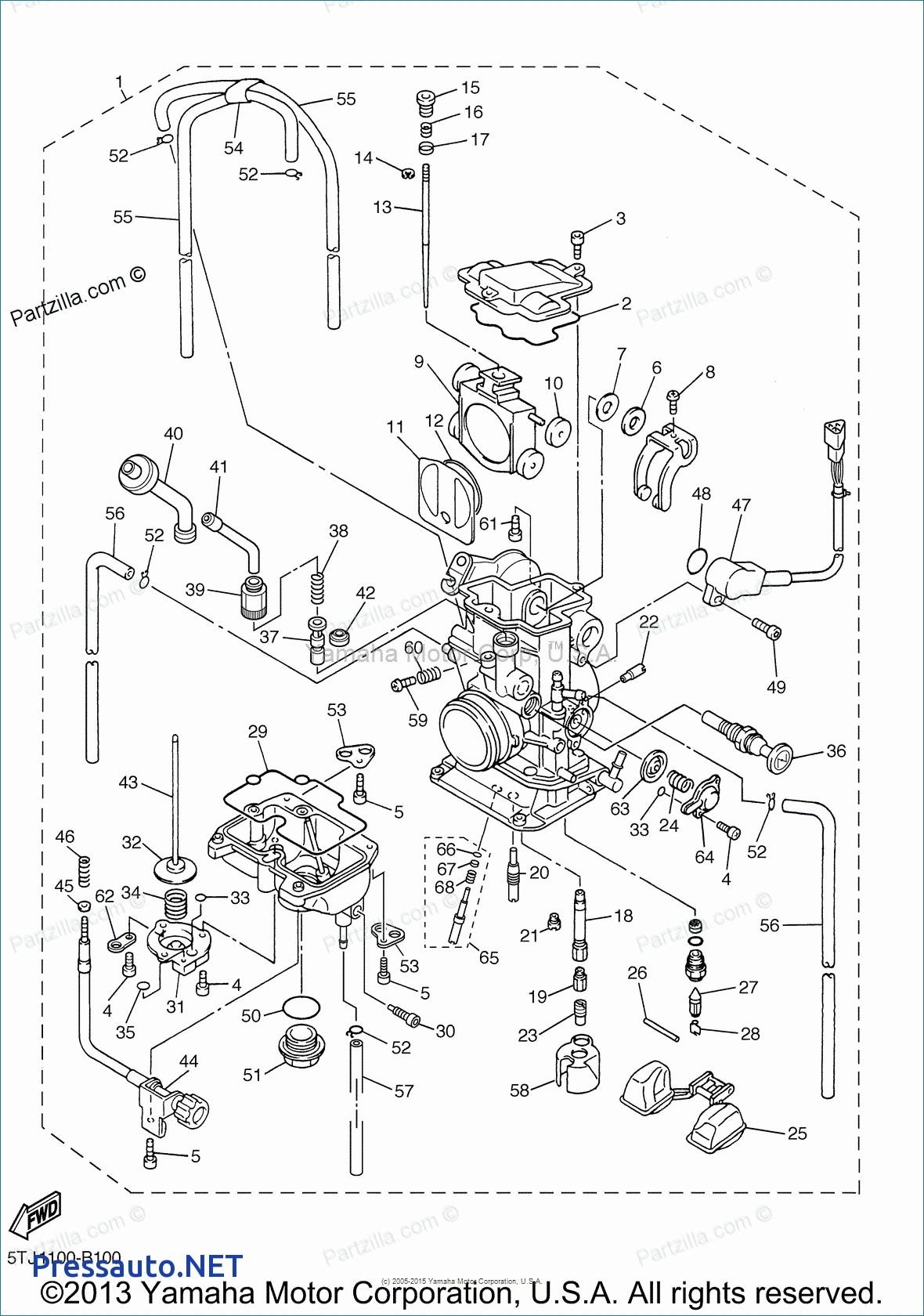 05 Yfz 450 Wiring Diagram