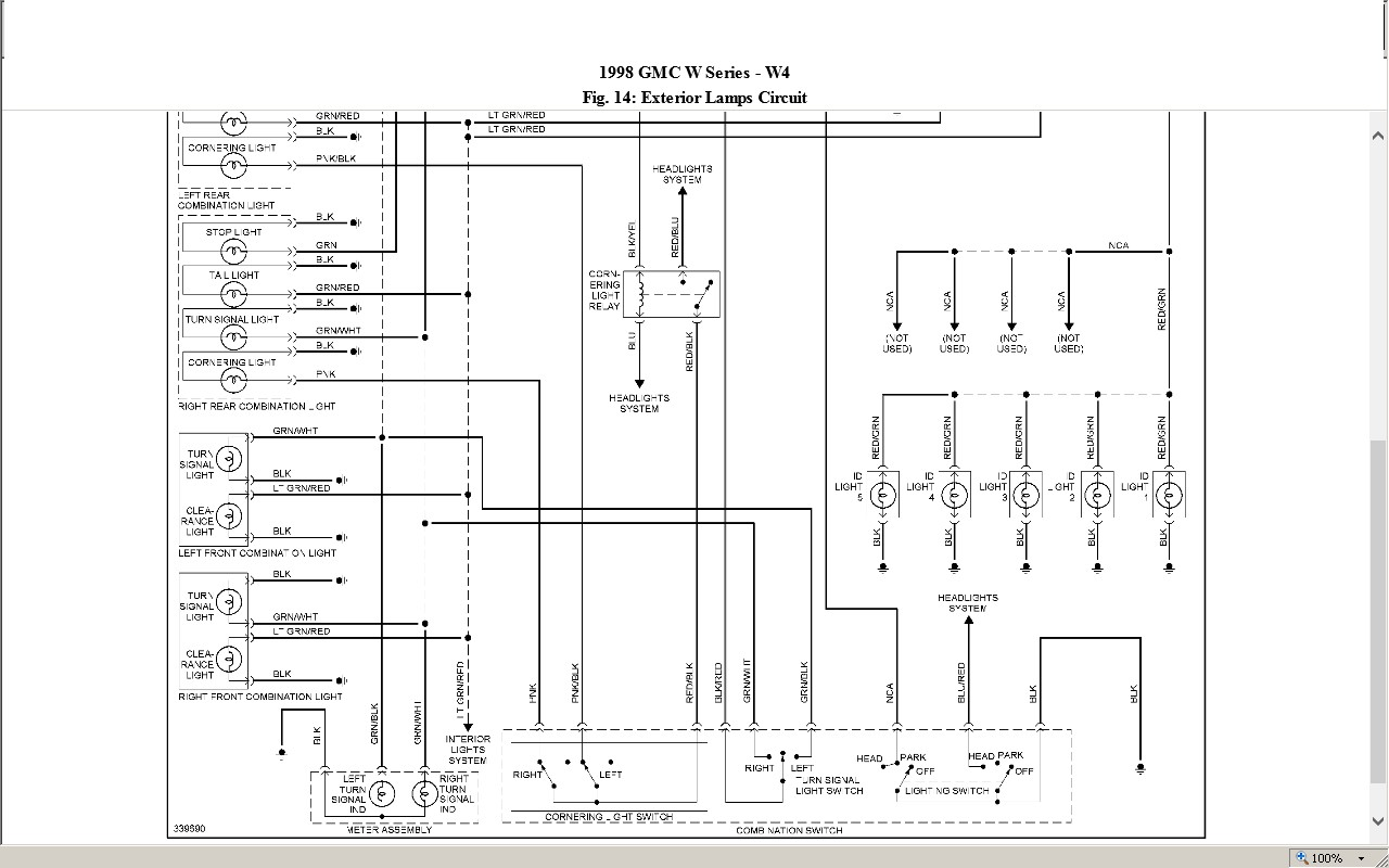 hight resolution of isuzu headlight wiring diagram wiring diagram wire diagram 1999 isuzu ftr