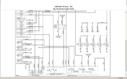 small resolution of isuzu headlight wiring diagram wiring diagram wire diagram 1999 isuzu ftr