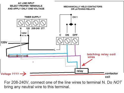 small resolution of 277 volt contactor wiring wiring diagram used 277 volt contactor wiring