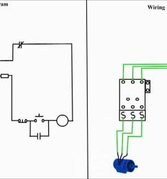 3 wire start stop push wiring diagrams push start stop wiring diagram 3 phase contactor [ 1280 x 720 Pixel ]