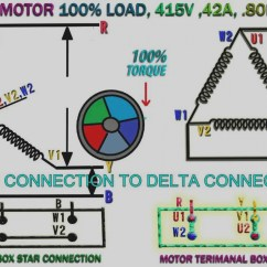Star Delta Wiring Diagram Motor 2004 Ford Explorer Starter Pdf Best Library Three Phase Connections Rh 76 Akszer Eu 3