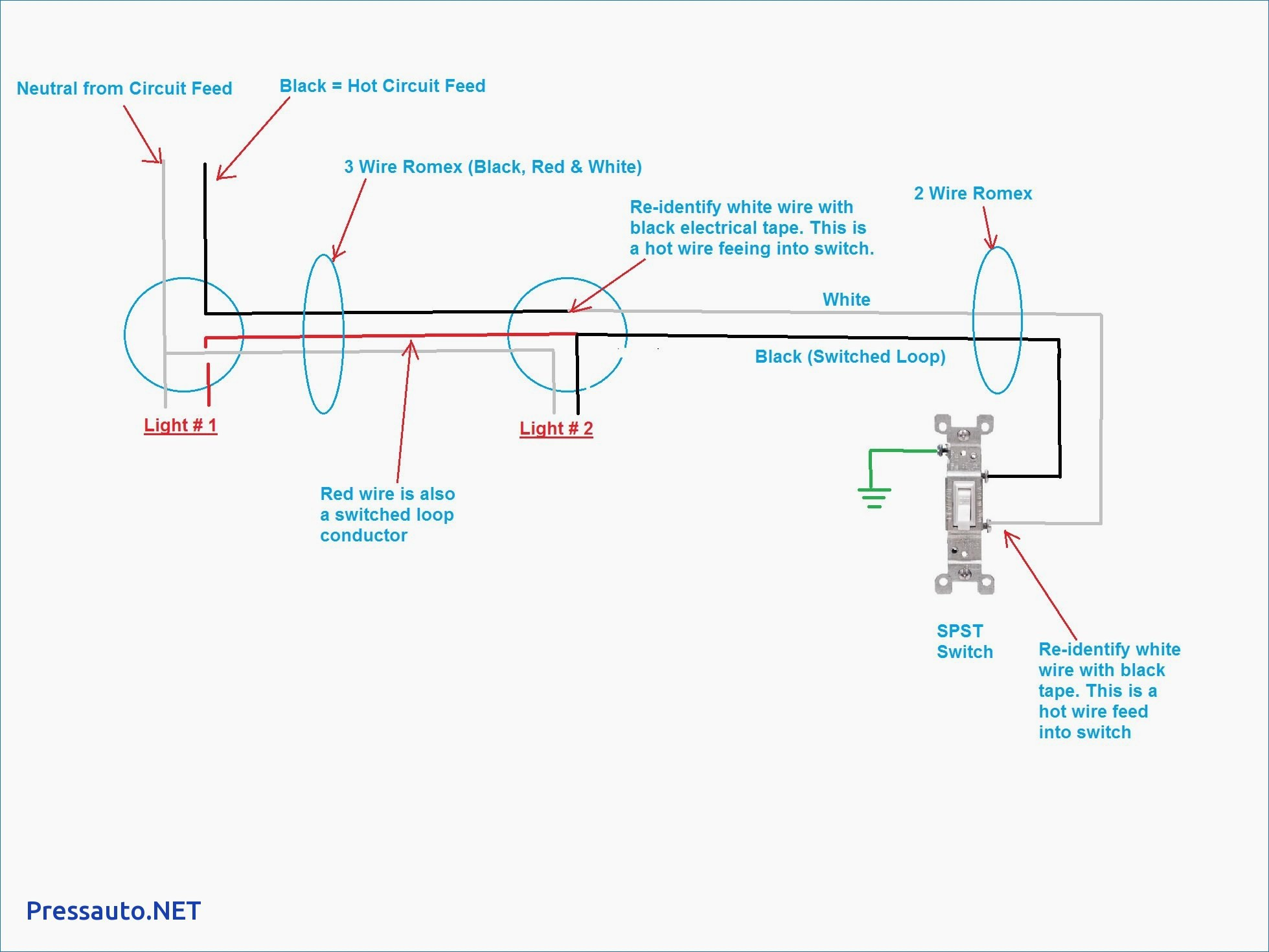 hight resolution of 3 way switch as single pole wiring diagrams schematics light switch wiring diagram 2 light with