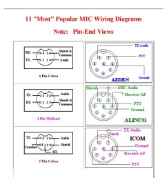 cobra mic wiring diagram wiring diagram [ 1275 x 1650 Pixel ]