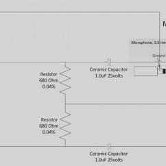 Xlr Wiring Diagram Microphone Blue Sea Add A Battery Telex Rk56 And Schematics