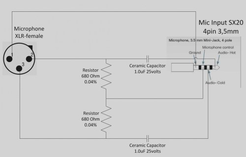 small resolution of 5 pin cb mic wiring diagram