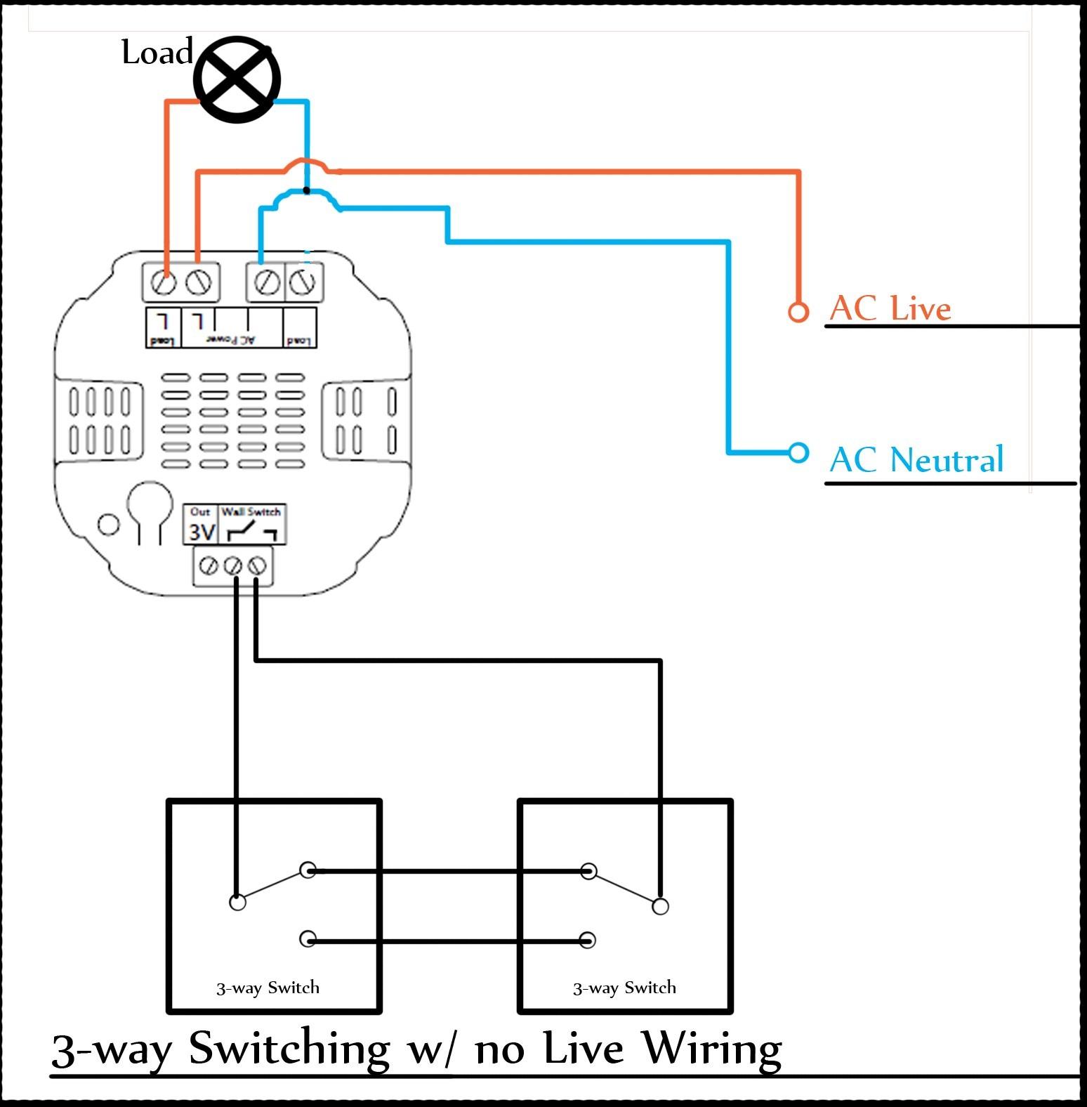 Wiring Diagram Gallery: 3 Way Switch Wiring Diagram Pdf