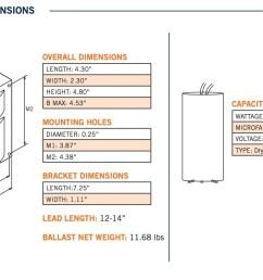 208 volt hps ballast wiring diagram [ 1230 x 752 Pixel ]
