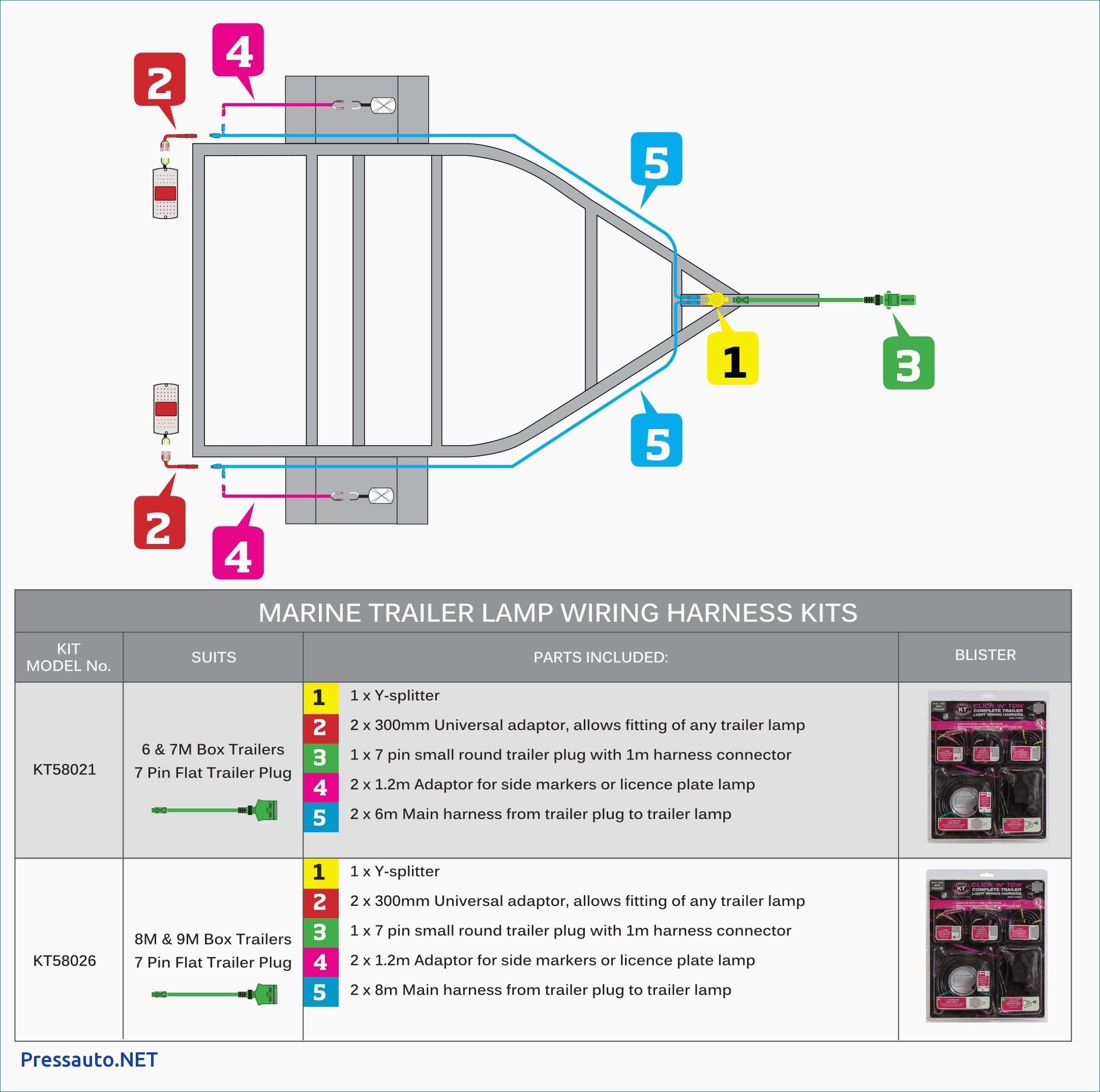 6 Pole Round Pin Wiring Diagram | Wiring Diagram  Pin Trailer Wiring Diagram Square on