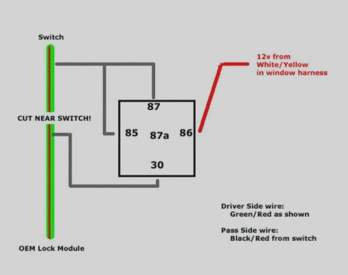 small resolution of 87a relay wiring diagram free download bull oasis dl co