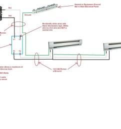 baseboard wiring diagram best of wiring diagram image electrical wiring diagrams for dummies fahrenheit wiring diagram [ 1959 x 1470 Pixel ]