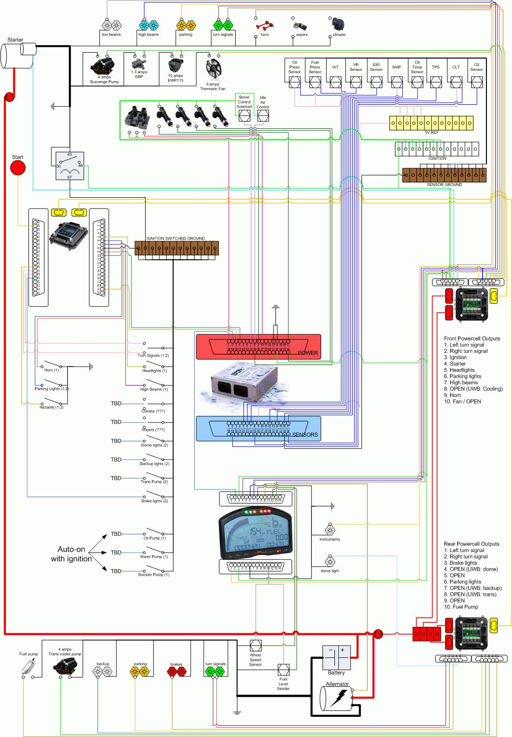hight resolution of nhra car wiring diagram wiring diagram for youmad electronics nhra wiring diagram 14