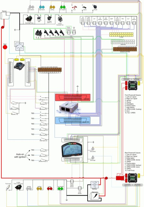 small resolution of nhra car wiring diagram wiring diagram for youmad electronics nhra wiring diagram 14