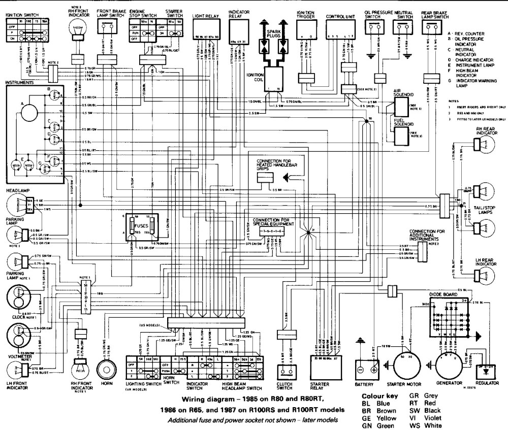 medium resolution of 1984 bmw wiring diagram circuit symbols